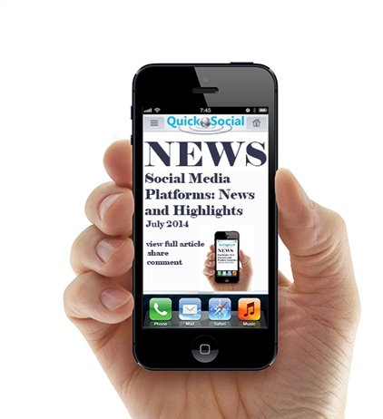 Social Media Platforms: News and Highlights