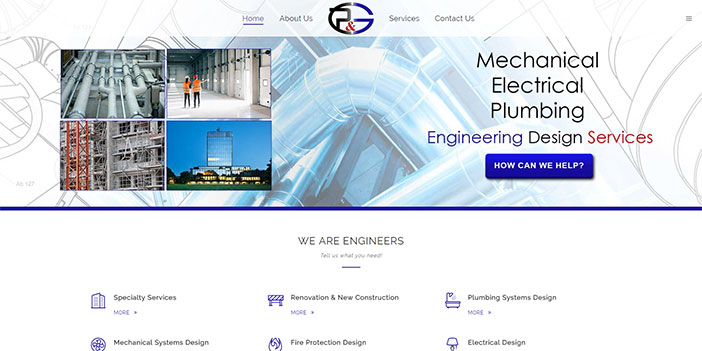P&G Engineering Design Group Corp.